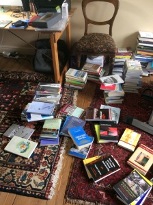the books are out
