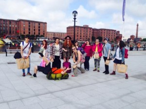 Cylch, Tate Liverpool