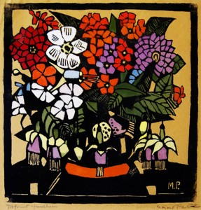 Margaret Preston mousepad